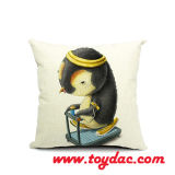 Natural Cotton Cloth Decoration Cushion