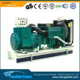 중국 경제력 300kw 375kVA 트레일러 이동할 수 있는 디젤 엔진 발전기 세트