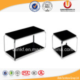 MDF moderno di vendita calda/tavolino da salotto di vetro (UL-ST833)