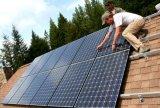 (HM-ON15K) 15kw no sistema Home solar da grade para a energia solar residencial