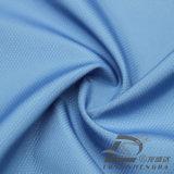 l'eau de 75D 250t et de vêtements de sport tissu 100% de polyester de jacquard de POINT de pongé tissé par jupe extérieure Vent-Résistante vers le bas (53027)