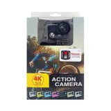 H8r 4k 30fps WiFi Action Camera 30m Waterproof Dual Screen Sport DV con 2.4G Remote Control 360 Vr