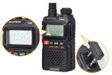 Dubbele BF van de Walkie-talkie van de Band Bidirectionele Radio uv-3r+