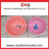 Taizhou Huangyanのプラスチック注入の洗面器型