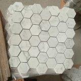 Черно/бело/бежево/желто цветы/красно/зелено цвета/плитки Brown/гранита/мраморный мозаики