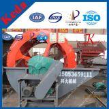 中国の海または川の砂の洗浄装置