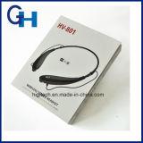 Do esporte sem fio de Handfree do auscultadores de Hv801 auscultadores estereofónico dos auriculares Bluetooth para Samsung para o iPhone para o LG