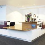 Tabela de pedra artificial personalizada do escritório da mobília de escritório