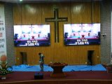 P6 Indoor Rental LED Display mit 576 mm X 576 mm Cabinet