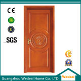 Porte en bois personnalisée pour l'usage de projet avec le modèle neuf (WDP1031)