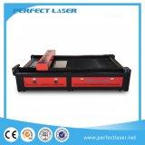Máquina de materia textil caliente del corte del grabado del laser del CO2 de la venta 2015