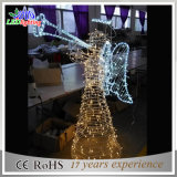 옥외 크리스마스 훈장 3D 주제 각 휴일 장식적인 빛