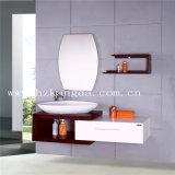 純木の浴室用キャビネットの純木の浴室の虚栄心(KD-431)