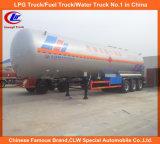 Saleのための頑丈な3 Axle 10t 15t 20t 25t LPG Tanker Trailer