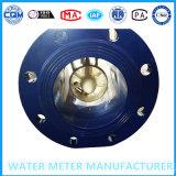 Dn200mm счетчик воды Woltman утюга более большого диаметра материальный