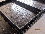Correa doble de la cinta transportadora del acero inoxidable de la echada 316 con el puré del alambre