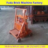 Mini beweglicher Maschinen-Preis des Betonstein-Qmr2-45 für Kleinunternehmen