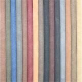 Het schuring-Bestand Synthetische Pu Yangbuck Leer van de hoogste Kwaliteit voor Schoenen