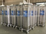 Industriale e Medical LNG Liquid Oxygen Nitrogen Argon Dewar Cylinder