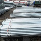 Estándar llano Sch del final ASTM A53. Aislante de tubo de acero galvanizado 40