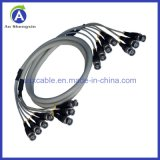 CCTV Camera를 위한 최신 Sell Rg174 BNC Coaxial Cable