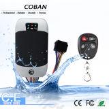 Водоустойчивым двигатель GSM GPS корабля IP66 Coban & датчик топлива выключенные отслежывателем с Remote для сбывания