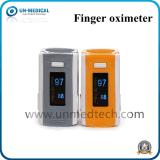 大きい発信音の声の指先のパルスの酸化濃度計