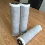 水清浄器のための作動したカーボンろ過材