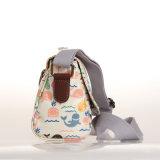 (99198) Wasserdichtes Segeltuch Belüftung-nette Tiermuster-Form-Beutel-Handtaschen