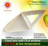 Los rectángulos de papel de empaquetado modificados para requisitos particulares triángulo