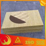 Placa de fibra de lãs minerais de isolação térmica