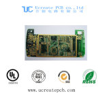PCB высокого качества для привода вспышки USB с зеленой маской припоя
