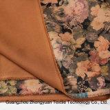 Ткани замши печатание способа для одежды
