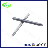 Les morceaux de tournevis S2, morceaux de tournevis d'air, tournevis électrique incline (#5 X 60 X 1#)