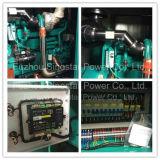 generatore di potere insonorizzato di 120kw Cummins con il sistema automatico