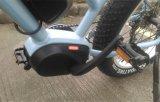 中心モーターを搭載するFemeleの新しい脂肪質のタイヤの電気バイク