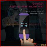 Faixa esperta de Dayday do bracelete, Jw018 bracelete esperto, bracelete W5 esperto