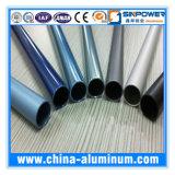 pipe en aluminium de 10mm-250mm, tailles en aluminium de pipe, pipe en aluminium d'aluminium de tube