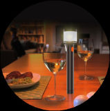 USB Input et Output avec Eyesight Protect Light Graceful Torch et Desk Lamp 2 dans 1 Flashlight Multi-Function