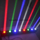 8 10 partes da iluminação principal movente do feixe da barra do diodo emissor de luz de W