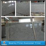 Lajes brancas do granito de Kashmir para partes superiores da vaidade da bancada/banheiro da cozinha