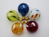 Nieuwe Kleurrijke LEIDENE van het Ontwerp Bol voor Decoratie