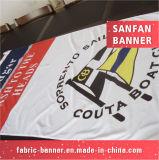 Bandera de encargo de la impresión de la alta calidad grande al aire libre de la talla