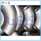 JIS 90 codo del acero inoxidable S31500 del grado