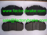 für MERCEDES-BENZ Truck/Bus Brake Pad Wva 29030/2908328004134224/Dcv760b/Fcv760b/Mdp760