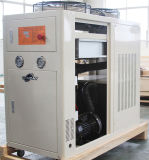 Réfrigérateur refroidi par air de système de refroidissement pour le traitement en plastique