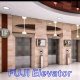 elevador del pasajero de Roomless de la máquina 800kg