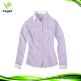 Camisa dos homens de negócio do algodão da forma da alta qualidade (S-14)