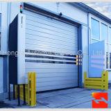 De industriële Verticale Lucht Sectionele Deur van de Schuifdeur (HF-J322)