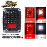 07-16 indicatori luminosi della coda di inverso LED del segnale di girata del freno del Wrangler della jeep
